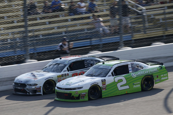 #2: Tyler Reddick, Richard Childress Racing, Chevrolet Camaro American Ethanol / Novozymes