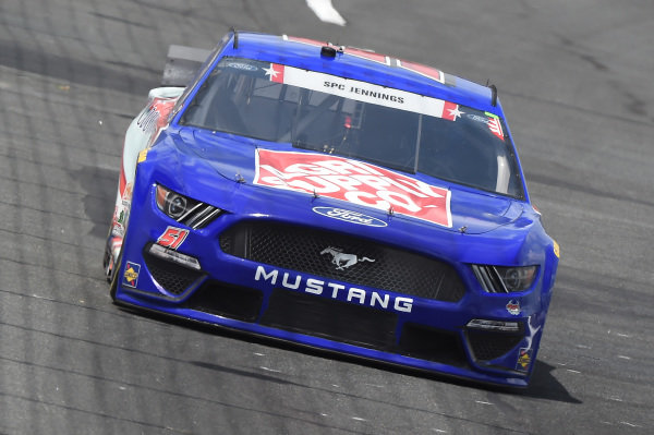 Joey Gase, Petty Ware Racing Ford Agri Supply, Copyright: Jared C. Tilton/Getty Images.