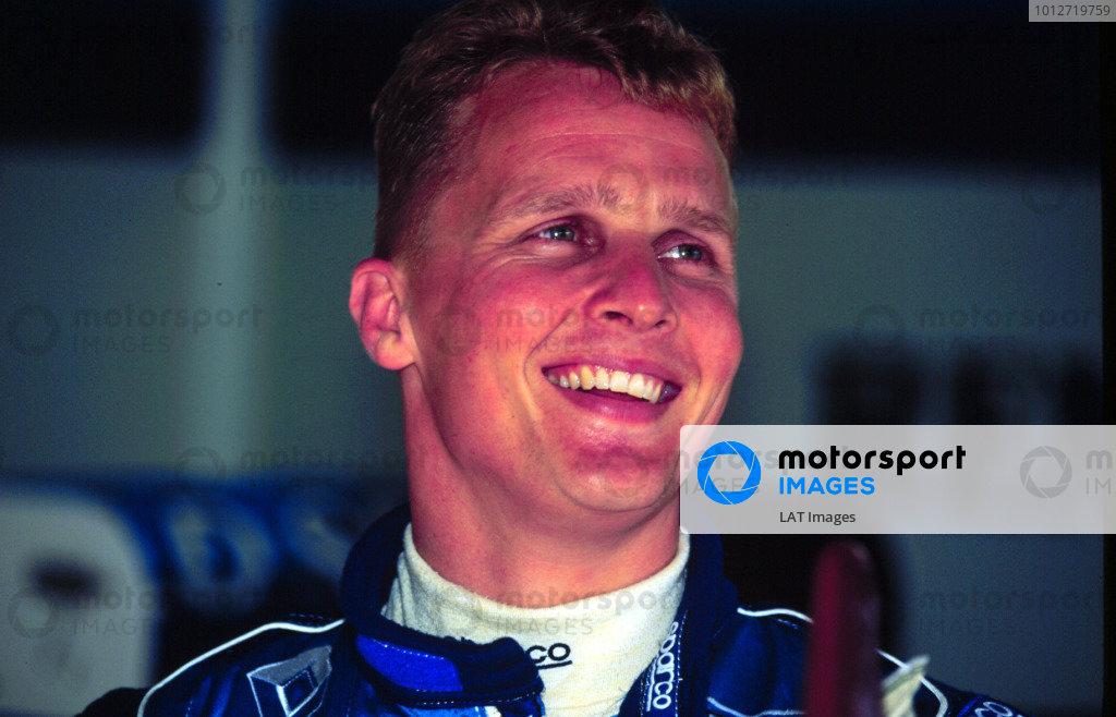 1995 Argentinian Grand Prix.