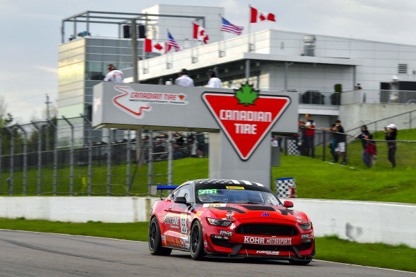 #55 Ford Mustang GT4 of Nate Stacy