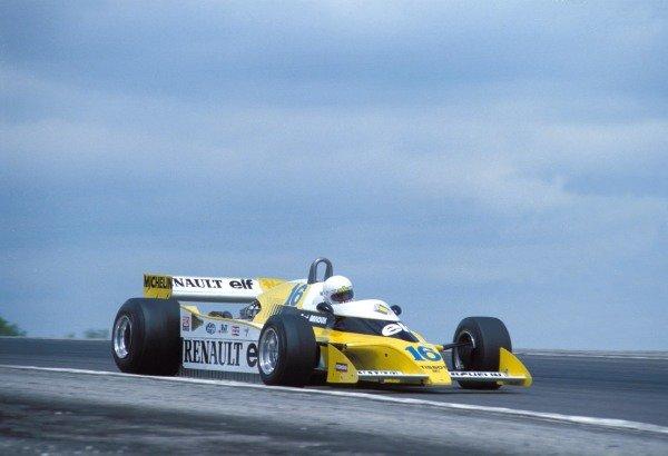 René Arnoux, Renault RS10.
