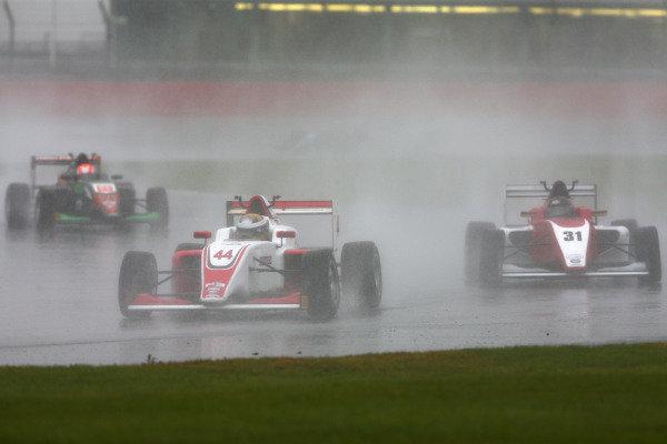 Hampus Ericsson (SWE) BRDC British F3