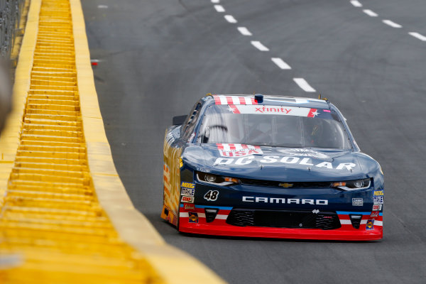 NASCAR Xfinity Series Hisense 4K TV 300 Charlotte Motor Speedway, Concord, NC USA Thursday 25 May 2017 Brennan Poole, DC Solar Chevrolet Camaro World Copyright: Lesley Ann Miller LAT Images