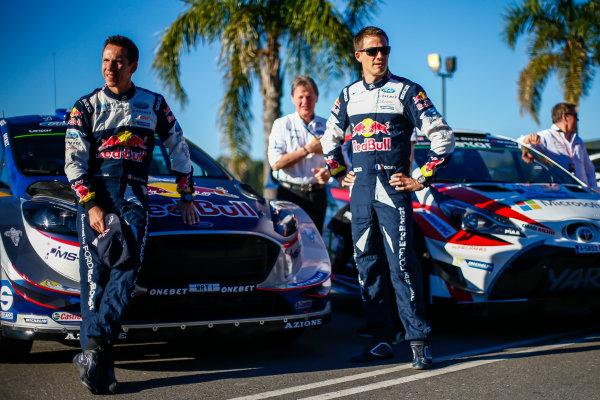 2017 FIA World Rally Championship, Round 05, Rally Argentina, April 27-30, 2017, Sebastien Ogier, Ford, Portrait, Worldwide Copyright: McKlein/LAT