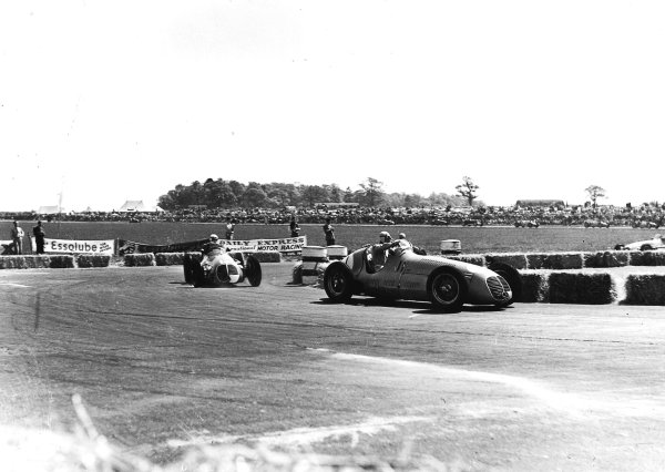 Silverstone, Great Britain.