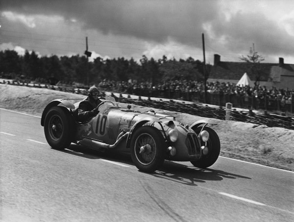 Le Mans, France. 23rd - 24th June 1951.