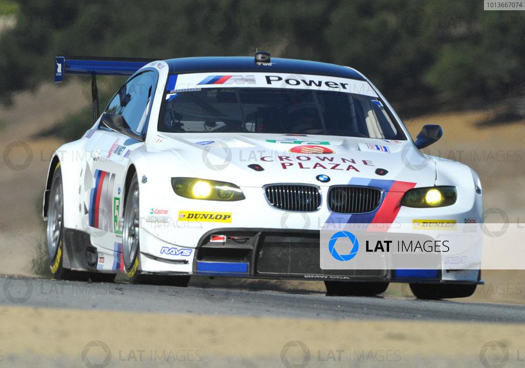 16-18 September, 2011, Monterey, California USA#56 BMW Team RLL BMW E92 M3(c)2011,  Dan R. Boyd  LAT Photo USA
