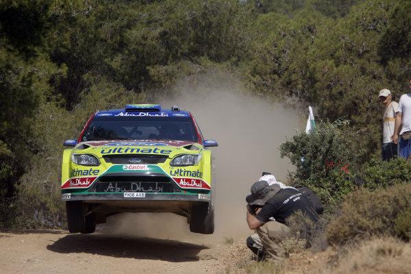 Round 07Acropolis Rally 11-14 June 2009Mikko Hirvonen, Ford WRC, ActionWorldwide Copyright: McKlein/LAT