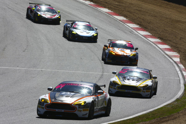 The battles and bumps from the British GT at Brands
