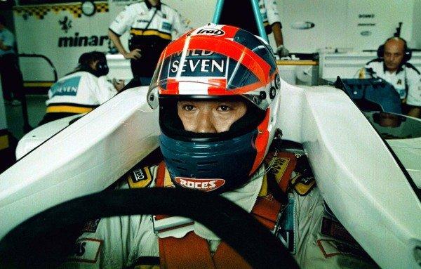 1997 Canadian Grand Prix.Montreal, Quebec, Canada.13-15 June 1997.Ukyo Katayama (Minardi M197 Hart).World Copyright - LAT Photographic
