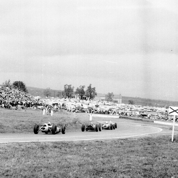1962 United States Grand Prix.Watkins Glen, New York, USA.5-7 October 1962 .Ref-16137.World Copyright - LAT Photographic