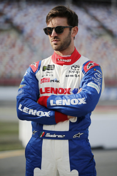 #19: Daniel Suarez, Joe Gibbs Racing, Toyota Camry Lenox