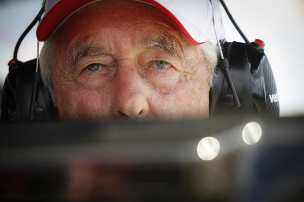 Will Power, Team Penske Chevrolet team owner Roger Penske