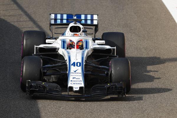 Robert Kubica, Williams FW41 Mercedes.