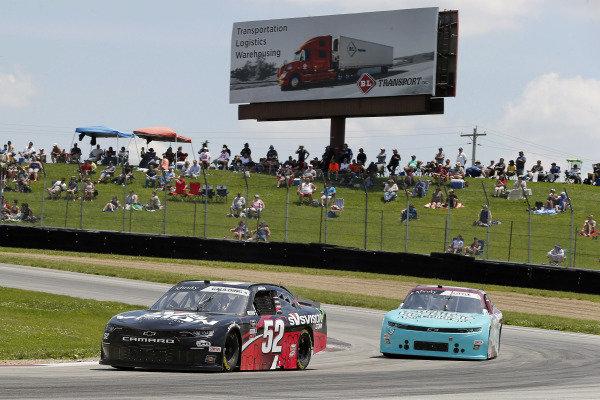 #52: Gray Gaulding, Means Motorsports, Chevrolet Camaro SVS Vision
