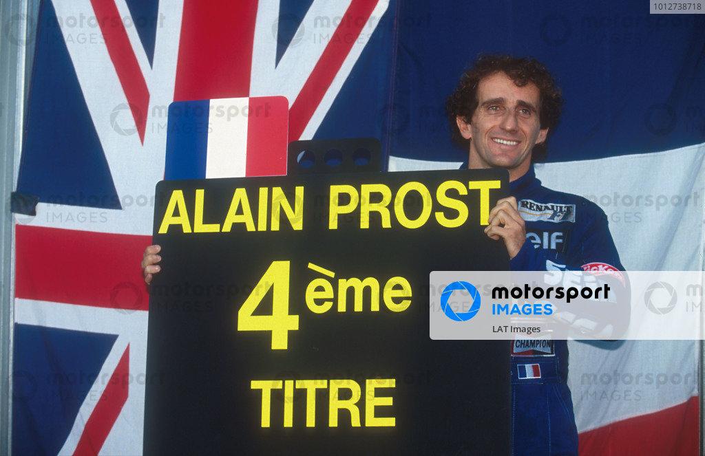 1993 Portuguese Grand Prix.