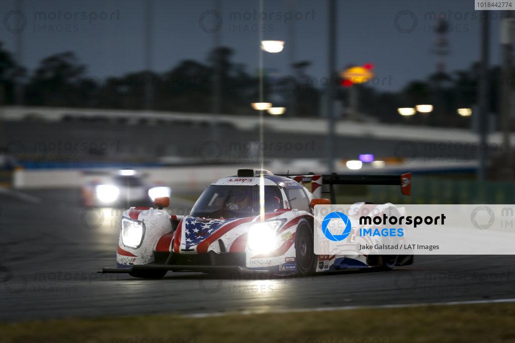 #33 Sean Creech Motorsport Ligier JS P320, LMP3: Wayne Boyd, Yann Clairay, Lance Willsey, Joao Barbosa