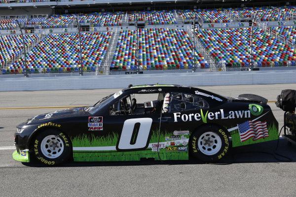 #0: Jeffrey Earnhardt, JD Motorsports, Chevrolet ForeverLawn