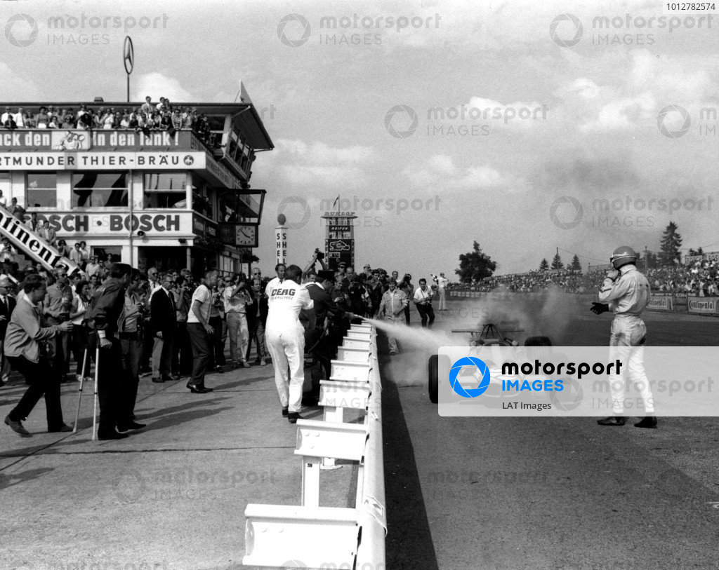 1969 German Grand Prix.