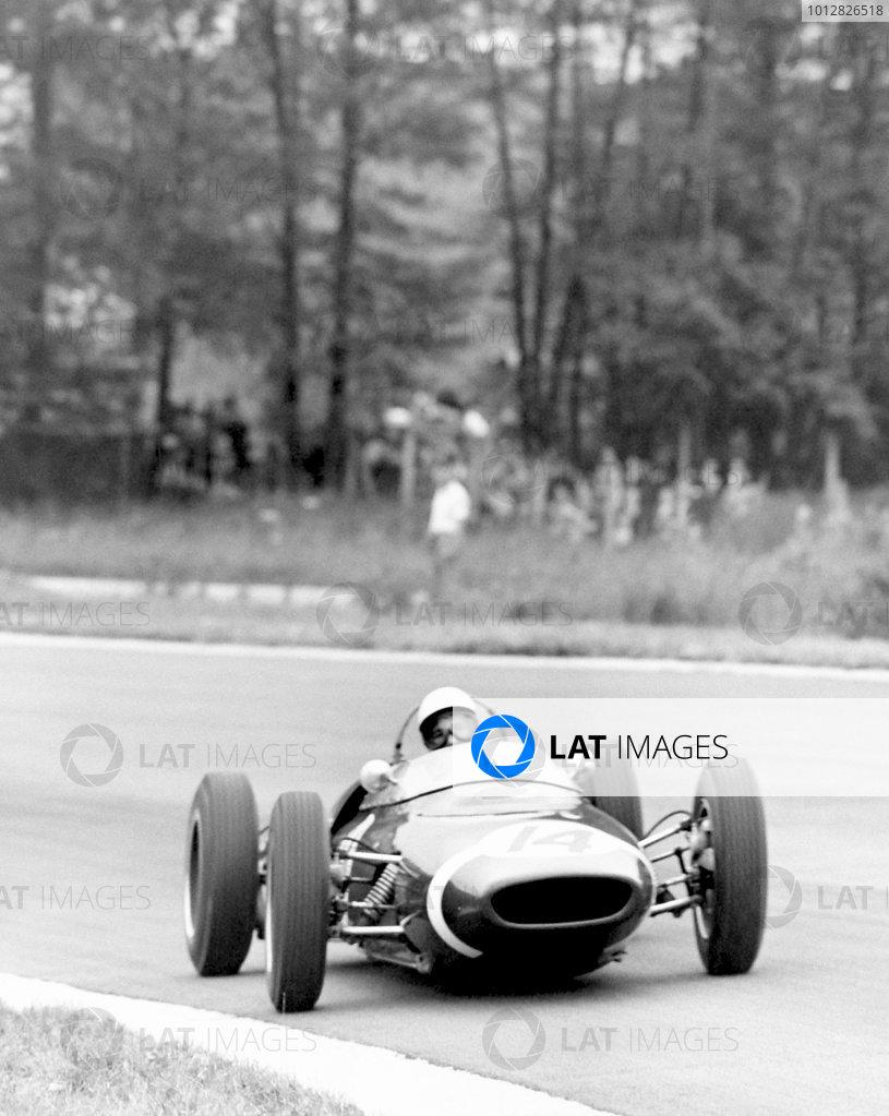 1961 Belgian Grand Prix.