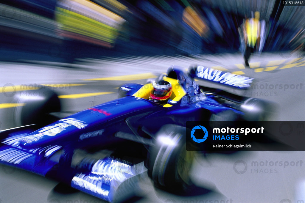 Shinji Nakano, Prost JS45 Mugen-Honda.