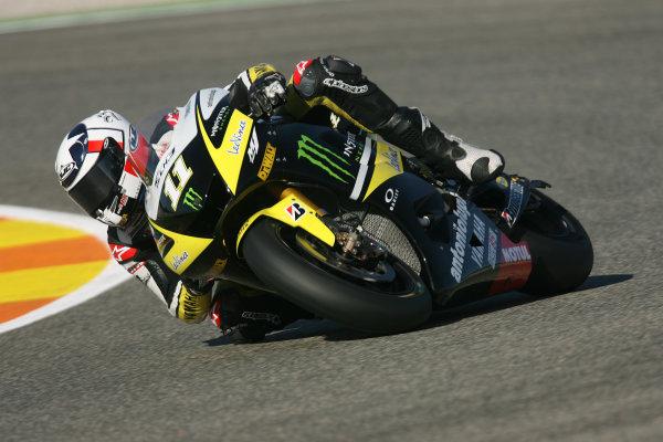 Spain Valencia Nov 05-07Ben Spies Monster Yamaha Tech 3