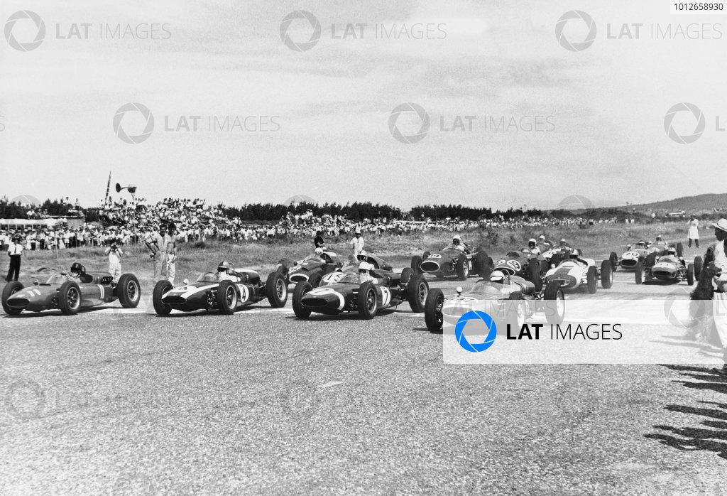 1962 Teretonga Trophy.