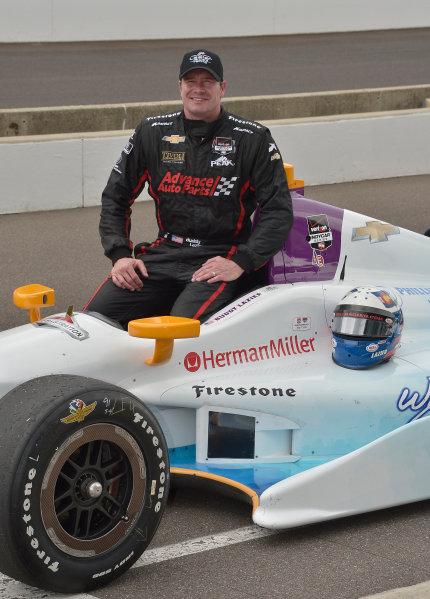 17-18 May, 2014, Indianapolis, Indiana, USA #91 Buddy Lazier, Lazier Partners Racing ©2014 Dan R. Boyd LAT Photo USA
