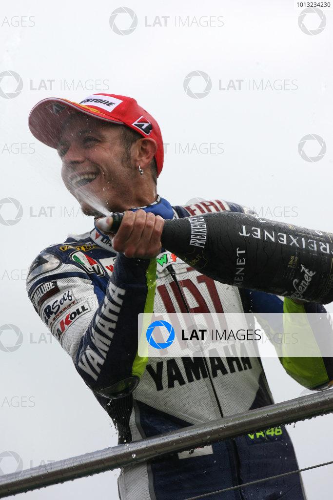 2008 MotoGP Championship - British GP.