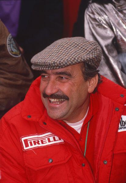 Monte Carlo, Monaco.13-16 May 1999.Clay Regazzoni, vip, special guest, portrait. World Copyright: LAT Photographic.Ref:  Colour Transparency.
