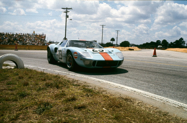 Sebring, Florida, USA. 22nd March 1969.
