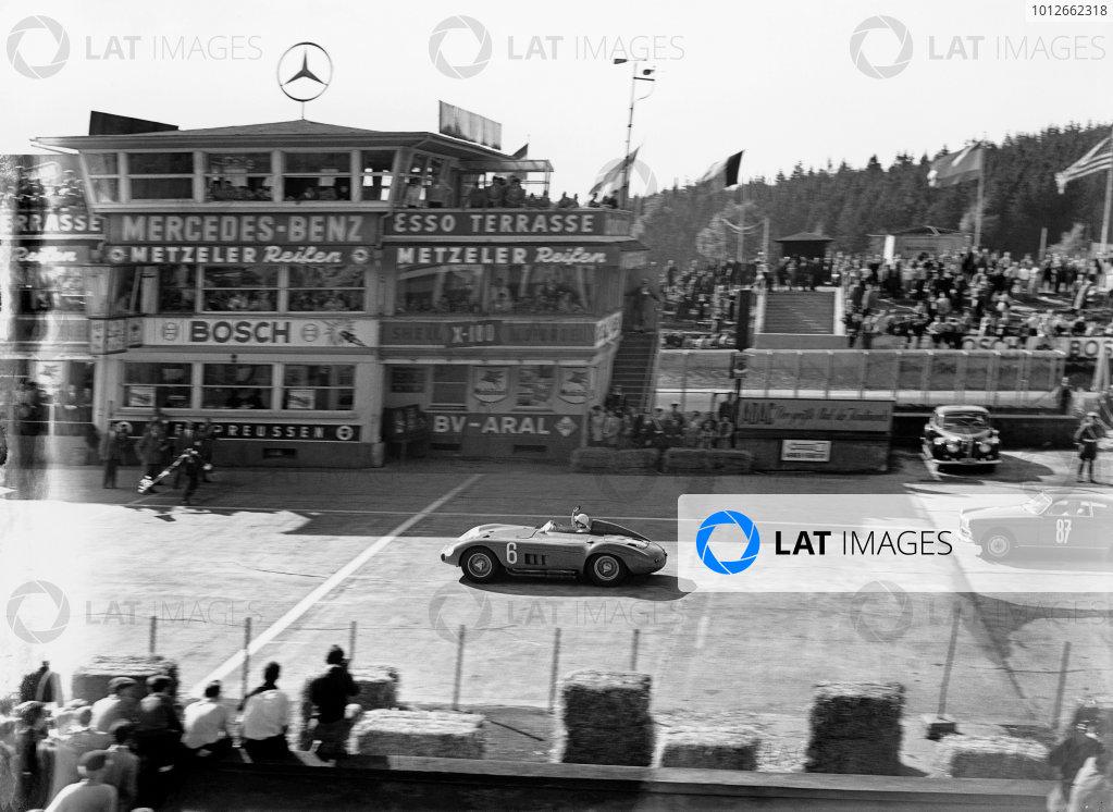 1956 Nurburgring 1000 kms.