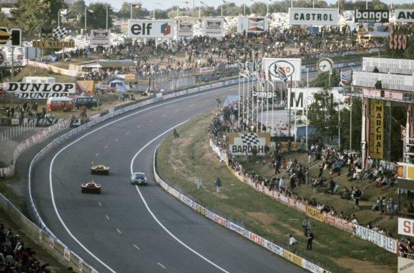 1971 Le Mans 24 hours. Le Mans, France. 12-13 June 1971. World Copyright: LAT Photographic Ref: 71LM21
