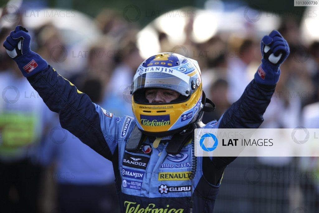 2006 Japanese Grand Prix - Sunday Race