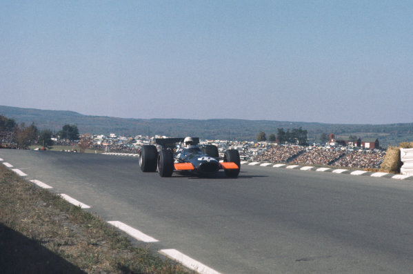 1969 United States Grand Prix.  Watkins Glen, New York, USA. 3-5th October 1969.  George Eaton, BRM P138.  Ref: 69USA06. World Copyright: LAT Photographic