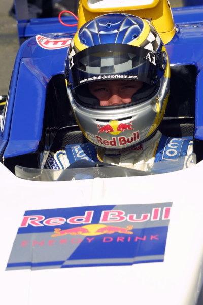 Reinhaurd Kofler (AUT)Mamerow Racing.Formula BMW ADAC Championship, Rd5, Norisring, Germany. 30 June 2002.DIGITAL IMAGEPRESS