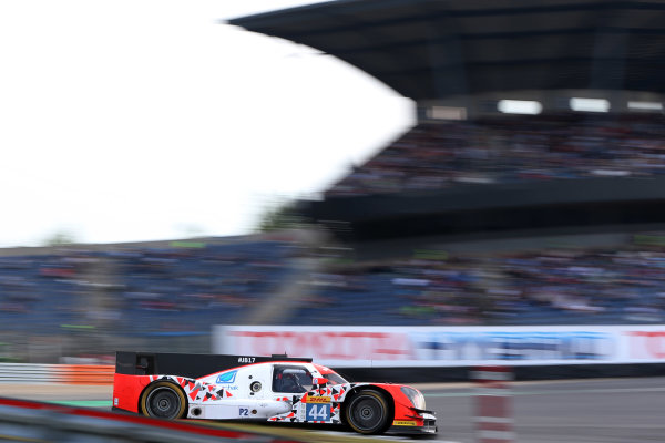 2016 FIA World Endurance Championship, Nurburgring, Germany. 22nd-24th July 2016, Tor Graves / Antonio Pizzonia / Matt Howson - Manor Oreca 05-Nissan World Copyright. Jakob Ebrey/LAT Photographic