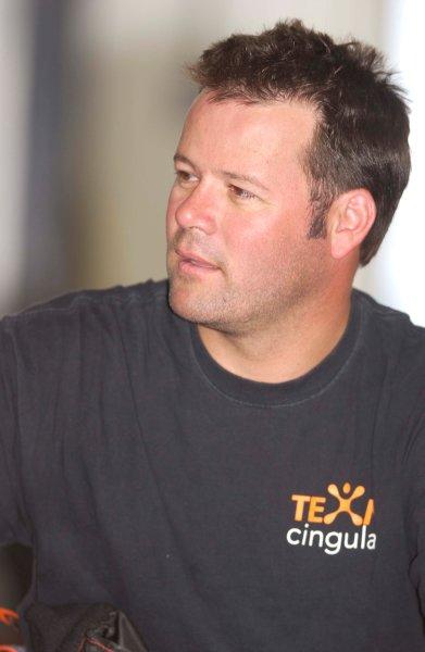 2003 NASCAR,Pocono Raceway,Pennsylvania 500,USA July27-Robby Gordon,-Robert LeSieur 2003LAT Photographic