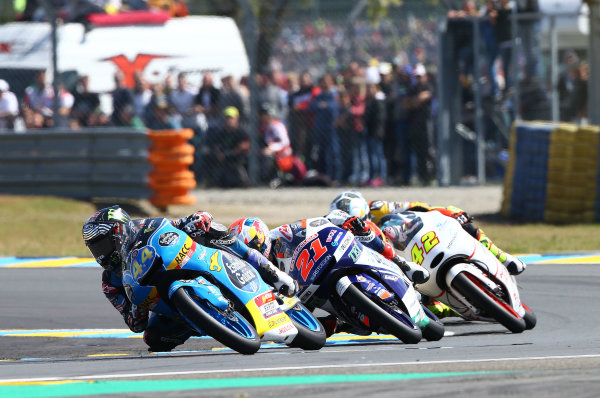 2017 Moto3 Championship - Round 5 Le Mans, France Sunday 21 May 2017 Aron Canet, Estrella Galicia 0,0 World Copyright: Gold & Goose Photography/LAT Images ref: Digital Image 672236