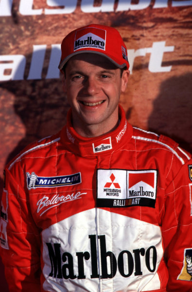FIA World Rally ChampsMonte Carlo Rally10th-13th February 2000.Freddy Loix (Mitsubishi).World - LAT Photographic