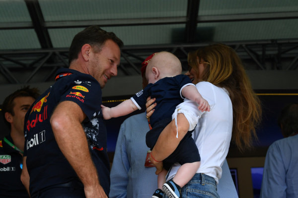 at Formula One World Championship, Rd9, Austrian Grand Prix, Race, Spielberg, Austria, Sunday 9 July 2017.