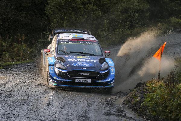 Pontus Tidemand (SWE), M-Sport Ford, Ford Fiesta RS WRC 2019