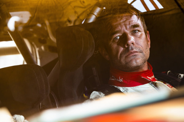 Getting back up top speed after several months away, Sébastien Loeb, Citroen Racing, Citroën C3 WRC,
