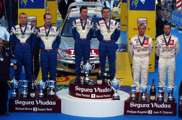 2002 World Rally Championship