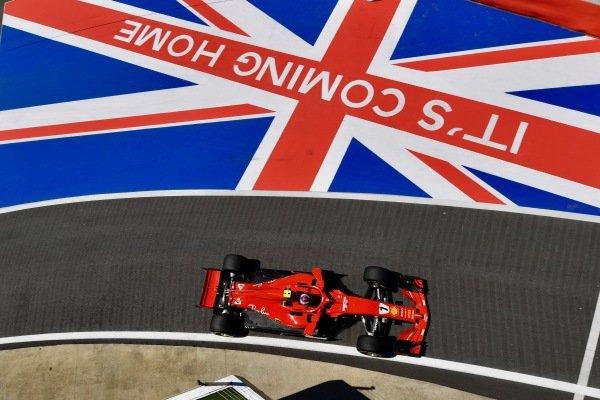 Kimi Raikkonen (FIN) Ferrari SF-71H