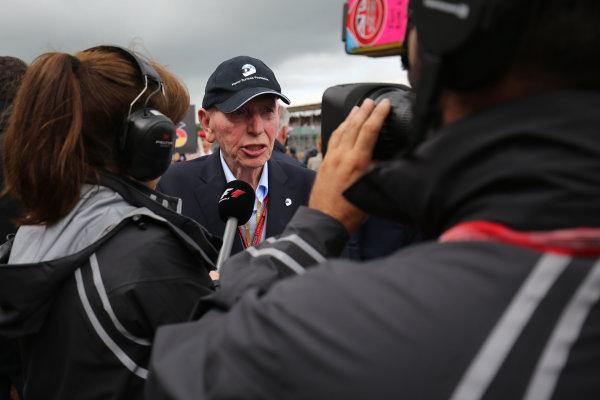 Round 10 - British Grand Prix, Silverstone, Northamptonshire, UK Sunday 10 July 2016. John Surtees  World Copyright: Jakob Ebrey/LAT Photographic