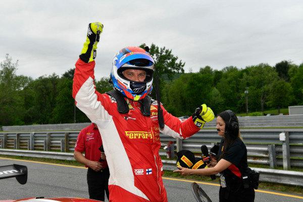 #61 R. Ferri Motorsport Ferrari 488 GT3: Toni Vilander