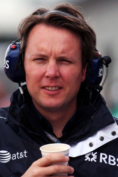 Sam Michael (AUS) Williams Technical Director. Formula One World Championship, Rd 8, British Grand Prix, Qualifying Day, Silverstone, England, Saturday 20 June 2009.