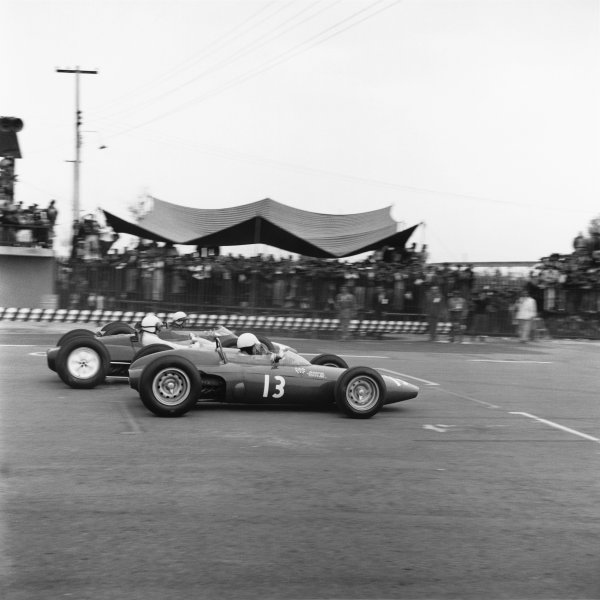 1963 Mexican Grand Prix.