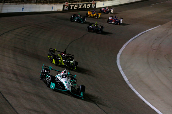 10-11 June, 2016, Fort Worth, Texas USA Simon Pagenaud, Charlie Kimball ?2016, Phillip Abbott LAT Photo USA